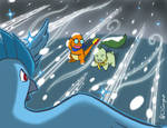 The Warder Of Ice! (PMD: RT DX)