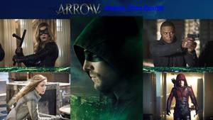 Arrow - Season Three Rewrite