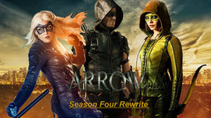 Arrow - Season Four Rewrite