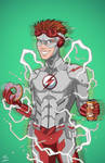Impulse (Bart Allen) - Earth-24