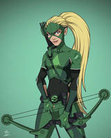 Artemis (Armored) by MS225