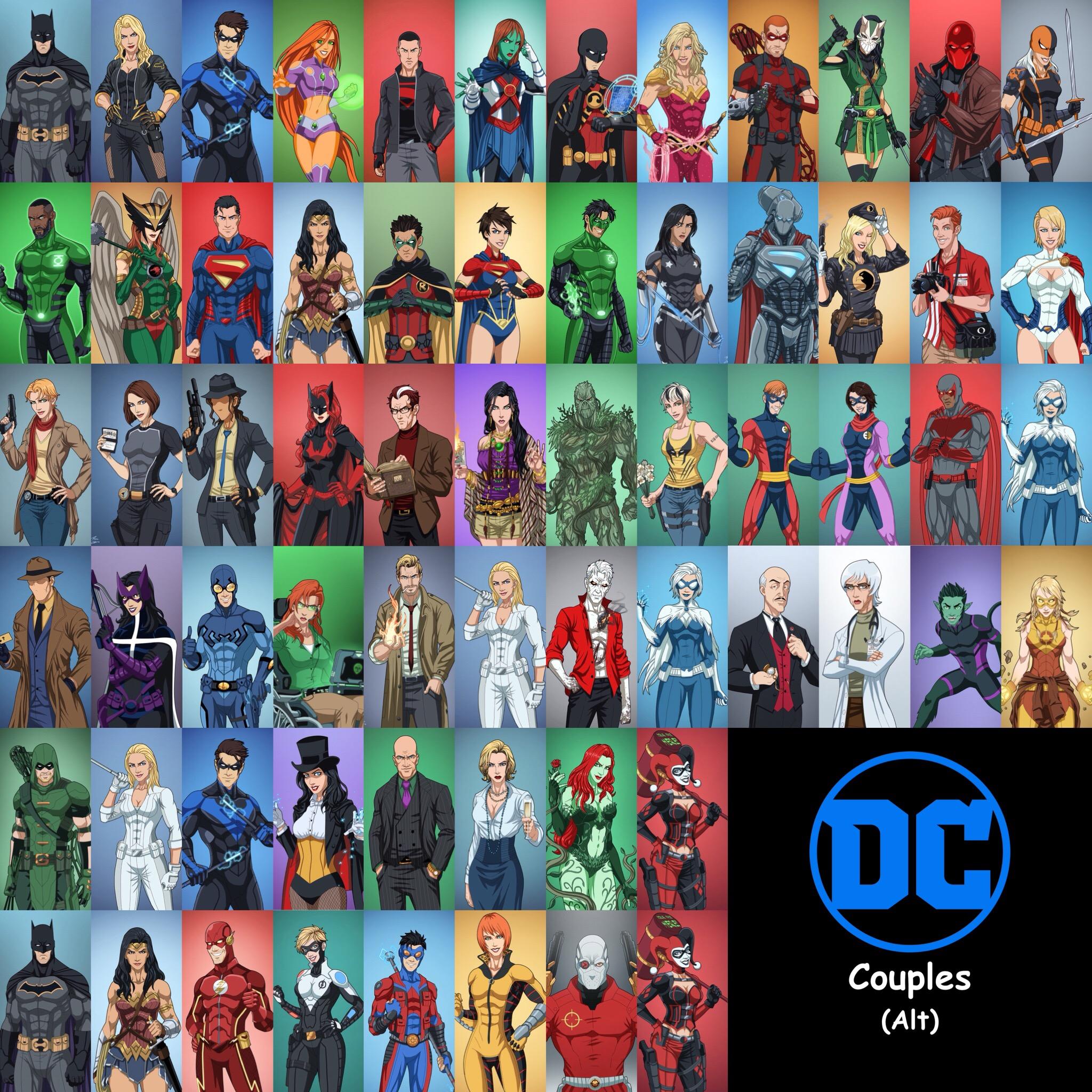 DC Couples (Alt.)