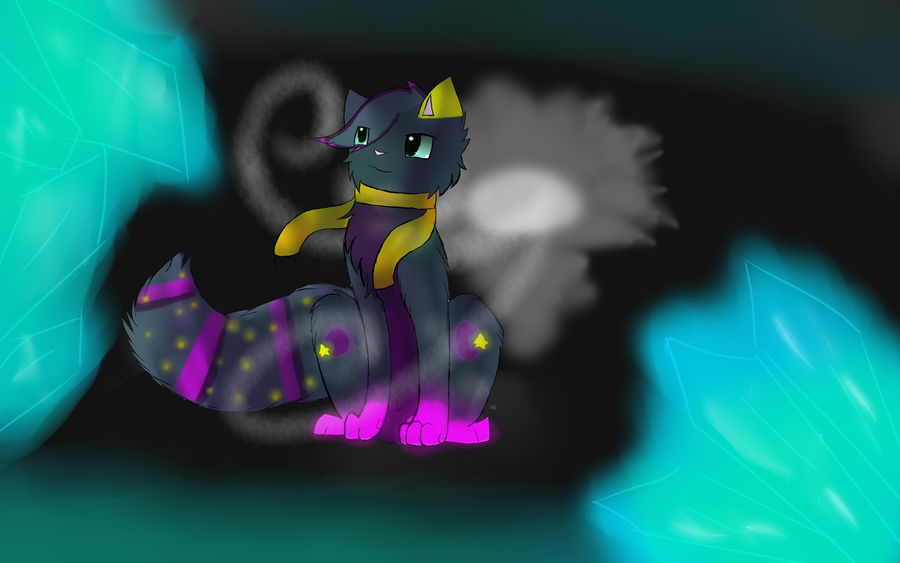 Crystal Caveeee .:DUSK REDESIGNED:. by Darkstar-The-Great