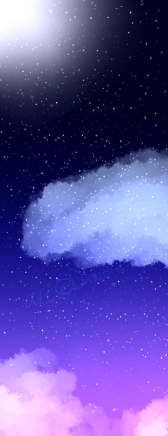 Night sky custom box -FREE TO USE- by Darkstar-9-25