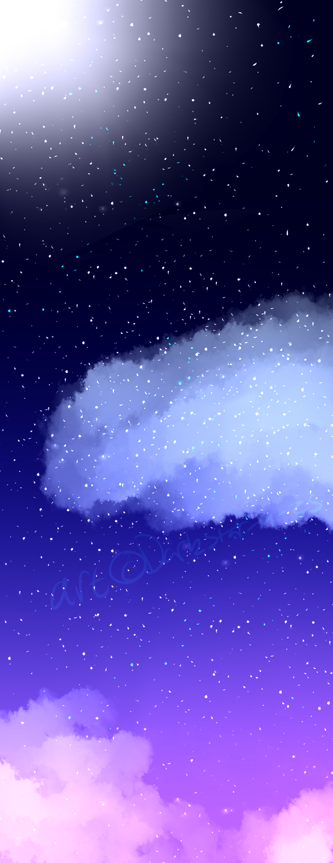 Night sky custom box -FREE TO USE- by Darkstar-The-Great
