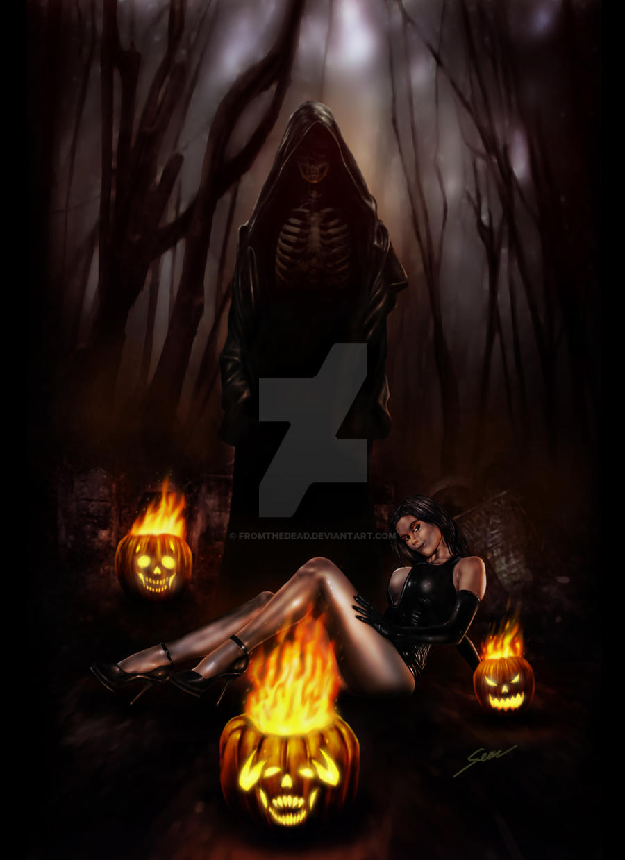 Samhain by fromthedead
