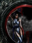 Kitana by fromthedead