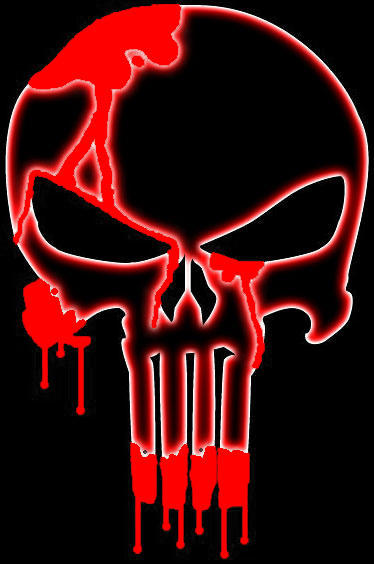 bloody skull wallpaper related - photo #22