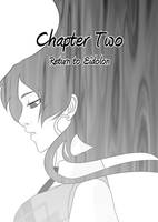 Eidolon Chapter Two cover by RayleneQuinn