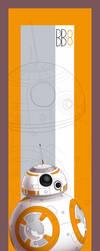 BB-8 by RayleneQuinn