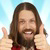 Jesus thumbs up chat emote
