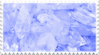 blue purple aesthetic crystal stamp 3 by GlacierVapour