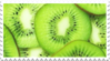 kiwi fruit stamp by GlacierVapour