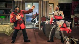 Medic Jakyll and Herr Hyde by daesdemona