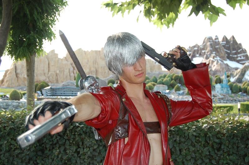 Dante From DMC3 by DanteNeverCry