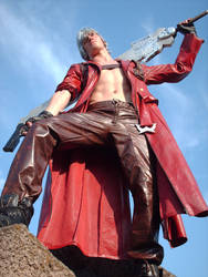 Dante Devil May Cry 3 by DanteNeverCry