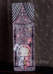 Shappo Bookmark by TheKingOfMoths