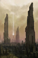 Cityscape by pawlack