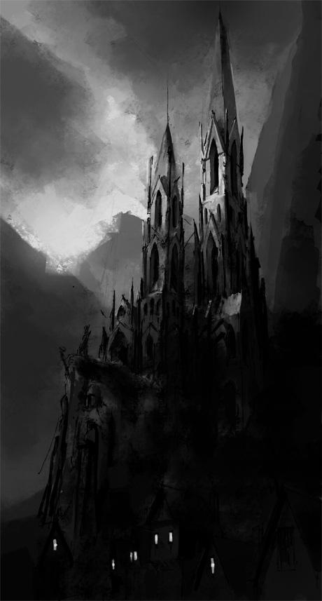 Dark Castle by pawlack