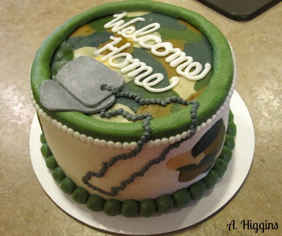army cake by higginscustomcakes on deviantart