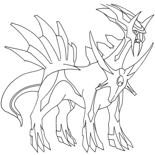 Pokemon Dialga Drawing Images | Pokemon Images