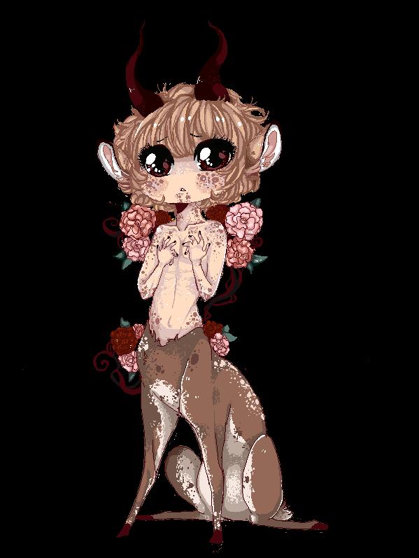 Oh deer by SourWolfie