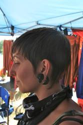 pixie summer haircut by dreadsgirl