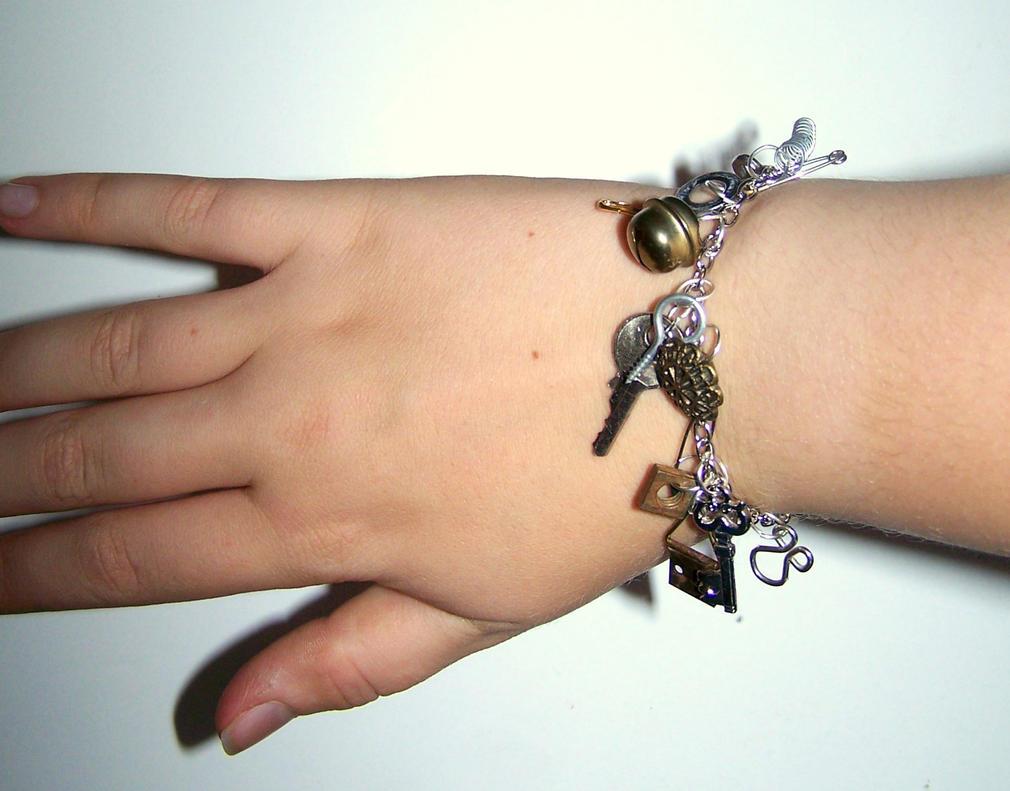 Steam Bracelet by cuteart13