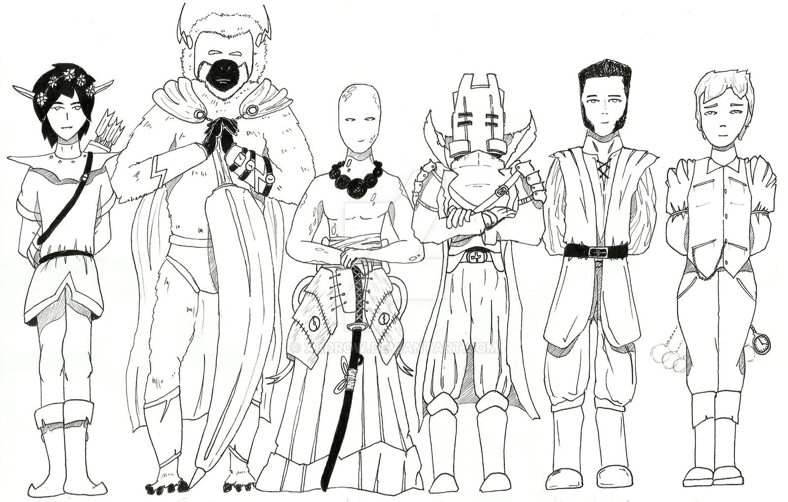 oc__leaders_of_the_neo_dominion_by_xadro