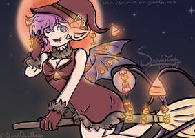 [Loomynea NPC] Pumpkins Scream In The Dead O'Night by SurviDoodles