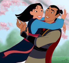 Mulan and Shang