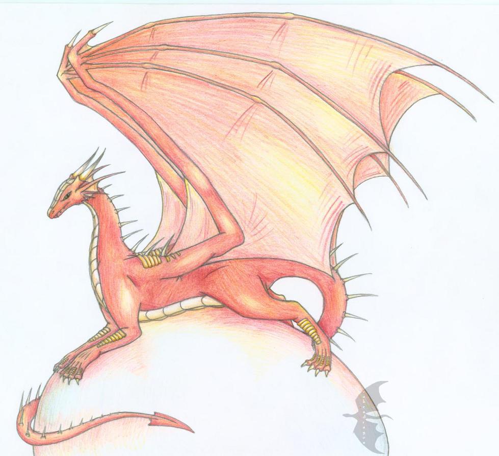 005 . Dragon's Orb by oakendragon