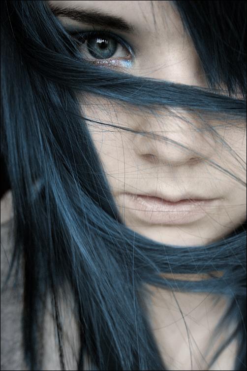 Feeling Blue by herlittlesecret