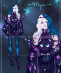 Adopt auction Mystic (OPEN) by Amenorium