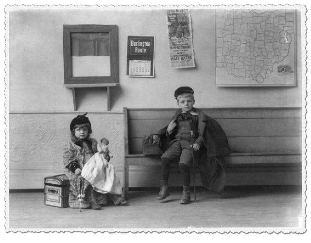 Fotos de epocas pasadas (en blanco y negro)