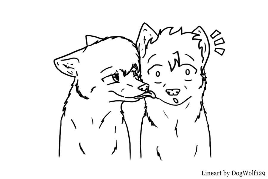 Line Art Love : Love line art by dogwolf on deviantart
