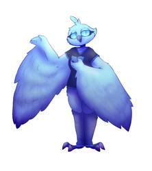 TweetFur is my 1st drawing of 2019, no regrets
