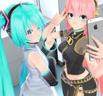 [MMD] Selfie!