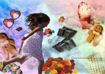 Candy Land Dreams by ssimon14