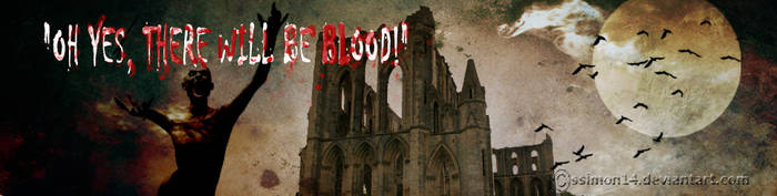 Paranormal and Horror Banner by ssimon14