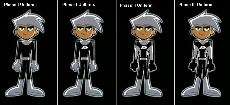 danny phantom dpxmcu uniform phases by looneyaces on. Black Bedroom Furniture Sets. Home Design Ideas