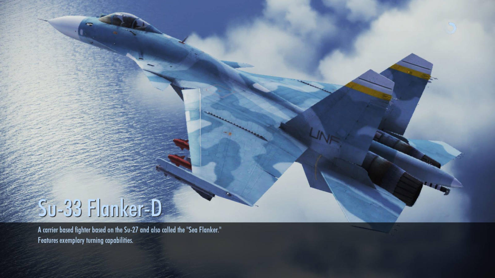 Loading su 33 flanker d carrier based fighter jet su 27 -  Ace Combat Infinity Su 33 Loading Screen By Looneyaces