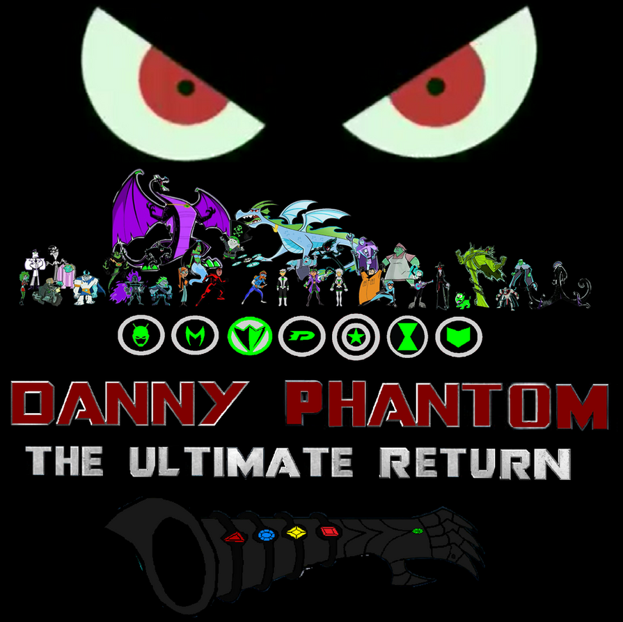 Danny Phantom The Ultimate Return Promo Poster 3 by LooneyAces