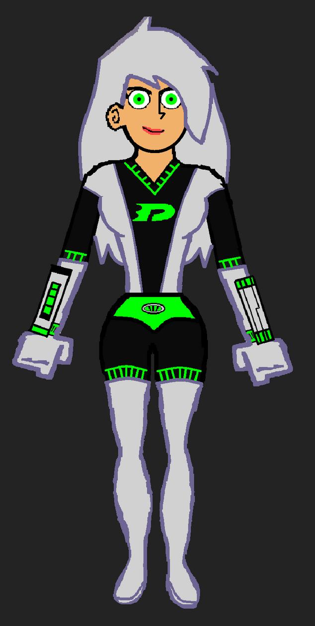 Adult Dayla Phantom (Mikaela2015/DPxMCU Version) by LooneyAces