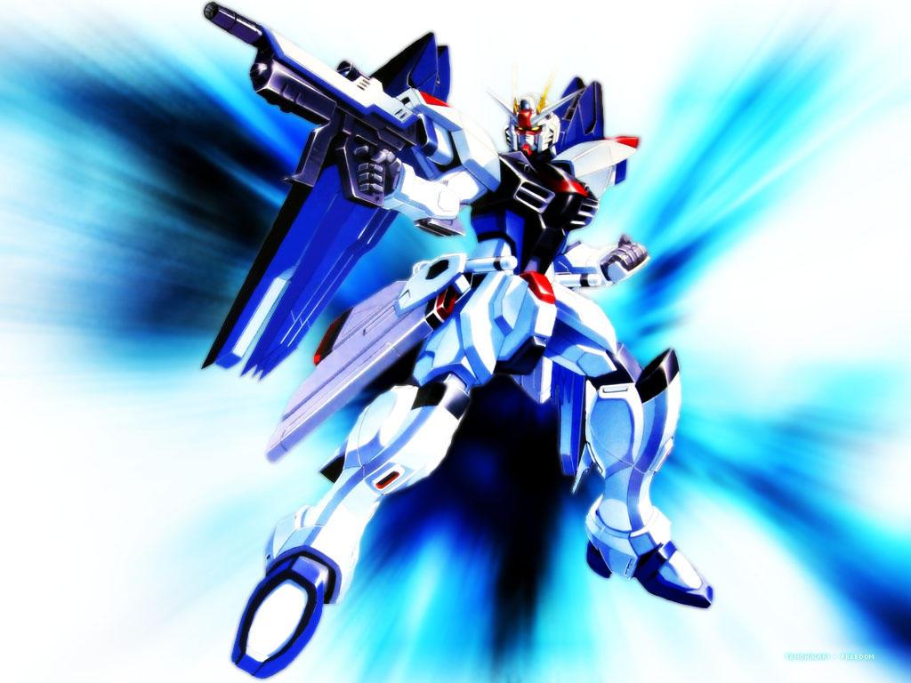 3D   Freedom Gundam Reanimate The Inner Gundam Inside You: 25+ Formidable Gundam Wallpaper Designs