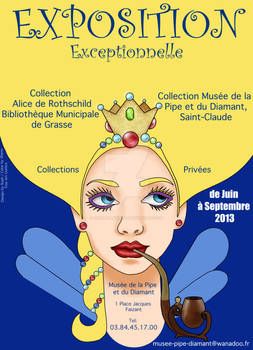 Exposition Exceptionnelle Poster Art