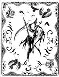 Acheron's Card   Back