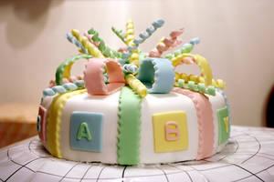 baby cake by pinkshoegirl