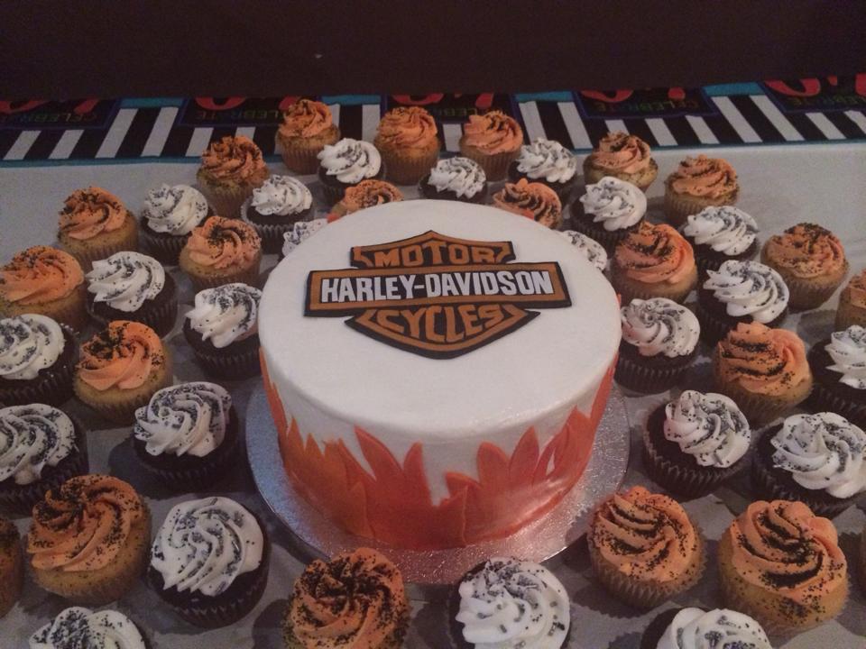 Harley Cake by pinkshoegirl