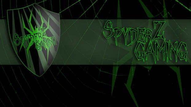 SpiderZ Gaming Wallpaper